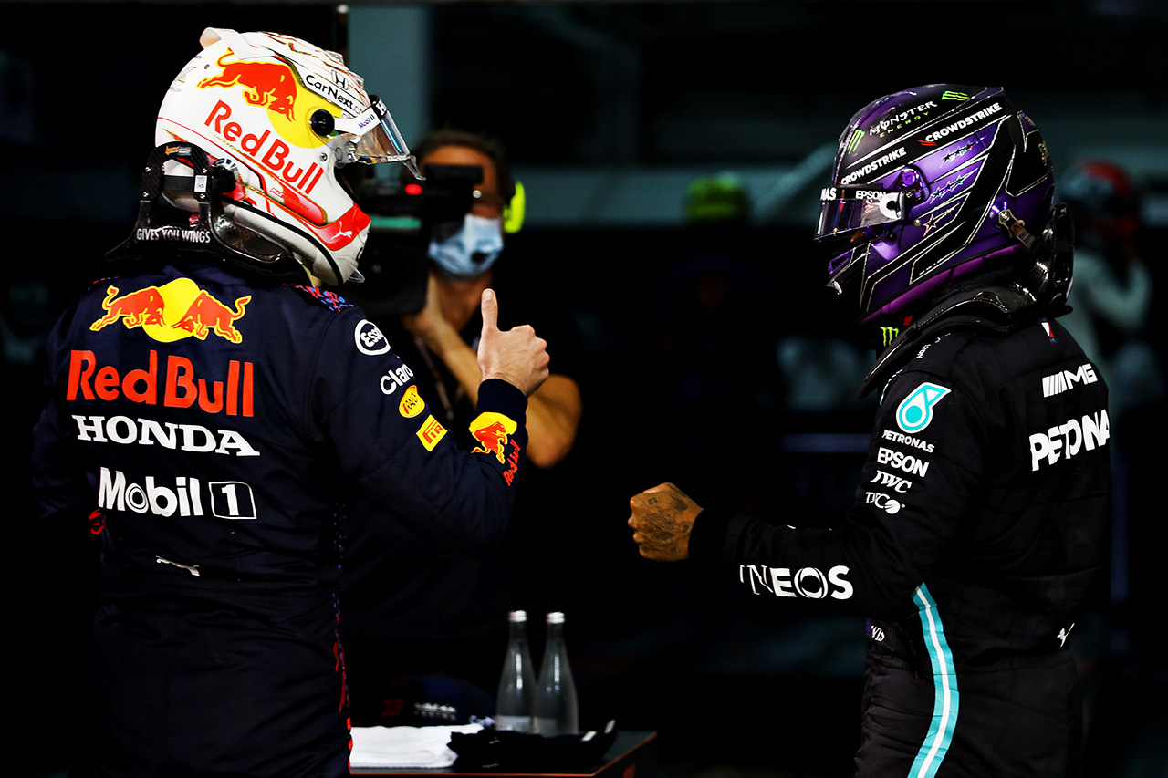 2021年 F1バーレーンGP 予選:トップ10 ドライバーコメント