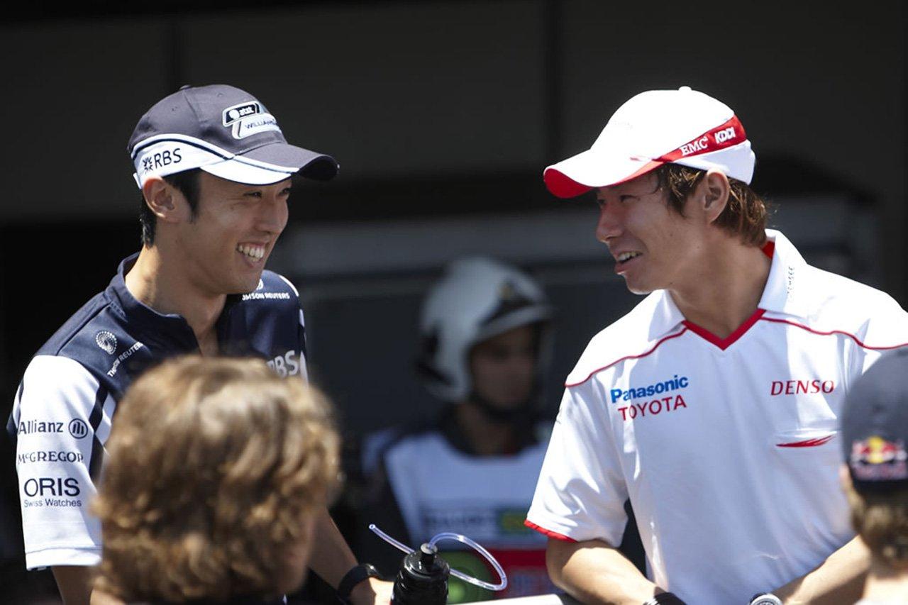 F1豆知識:日本人のデビュー戦予選最高位は小林可夢偉の11番手