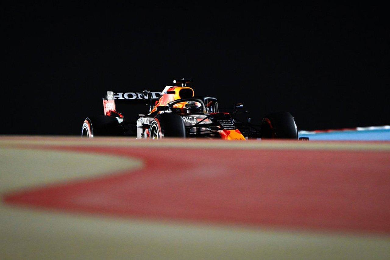 【速報】 F1バーレーンGP 予選 結果:マックス・フェルスタッペンがPP獲得!
