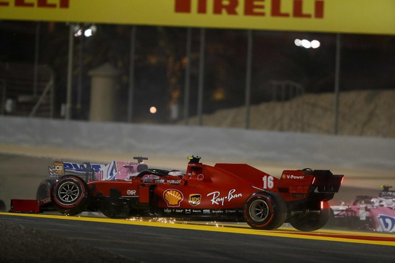 F1:2021年はオープニングラップの接触事故などの処分をより厳格化
