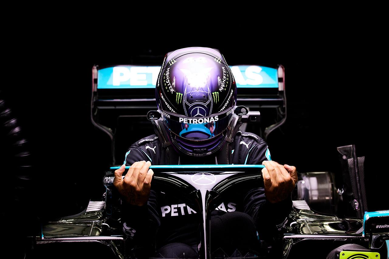 ルイス・ハミルトン 「フェルスタッペンとの0.4秒という差は大きい」 / メルセデス F1バーレーンGP 予選