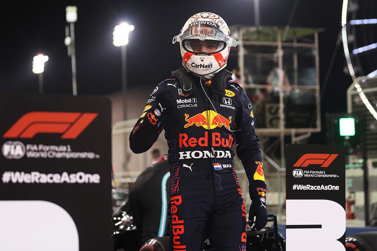 マックス・フェルスタッペン 「今日のポールはホンダの功績によるところが大きい」 / レッドブル・レーシング F1バーレーンGP 予選