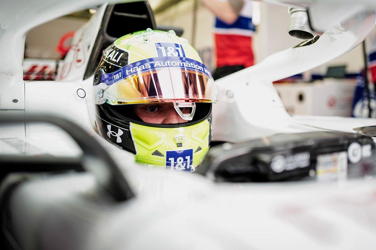 ミック・シューマッハ、デビュー予選の満足度は「95%くらい」 / ハースF1チーム F1バーレーンGP 予選