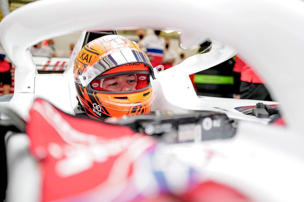 ニキータ・マゼピン、紳士協定破りも「チームに列を抜くように言われた」 / ハースF1チーム F1バーレーンGP 予選