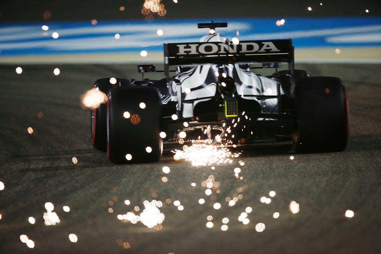 【速報】 F1バーレーンGP 予選Q2:ペレス11番手、角田裕毅13番手で脱落