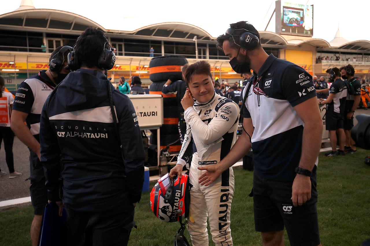 アルファタウリF1代表、9位入賞の角田裕毅を称賛「素晴らしい仕事をした」 / F1バーレーンGP決勝