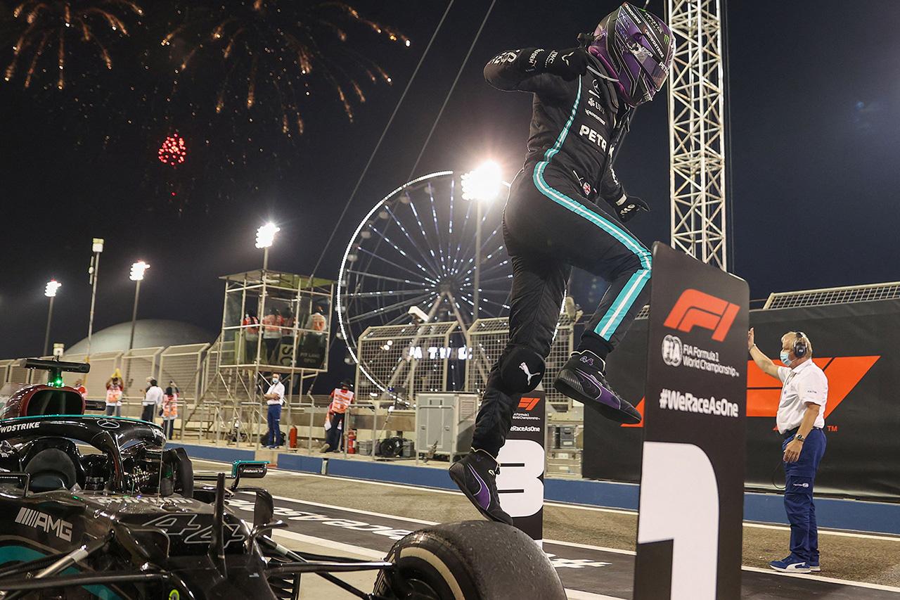 2021年 F1バーレーンGP決勝:ハイライト動画