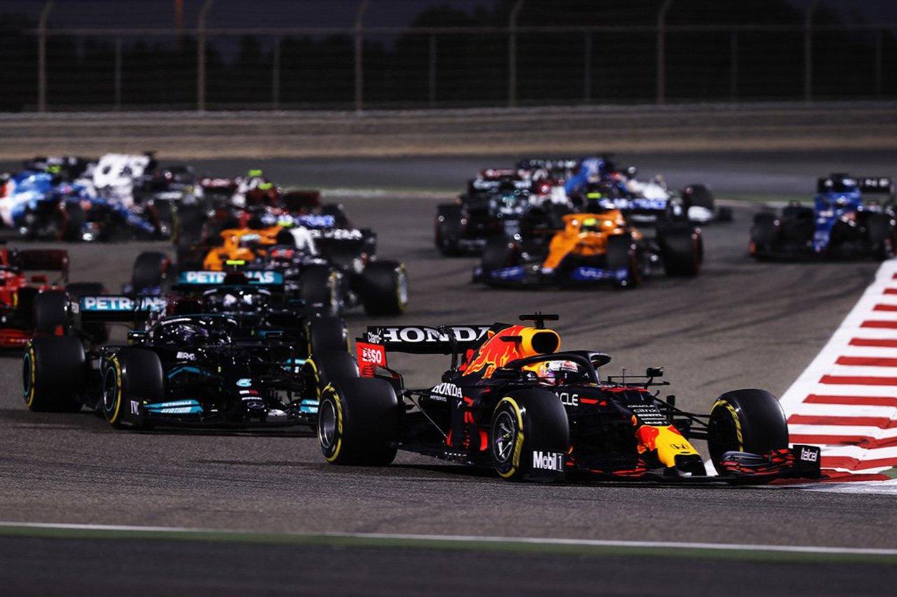 【速報】 F1バーレーンGP 結果:フェルスタッペン2位、角田裕毅9位入賞