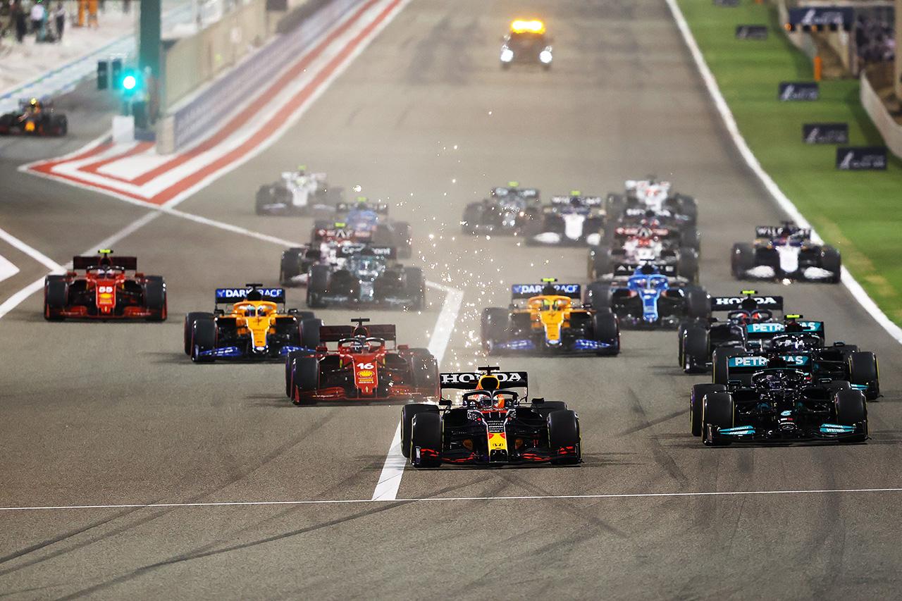 2021年 開幕戦 F1バーレーンGP 決勝:タイヤ戦略解説
