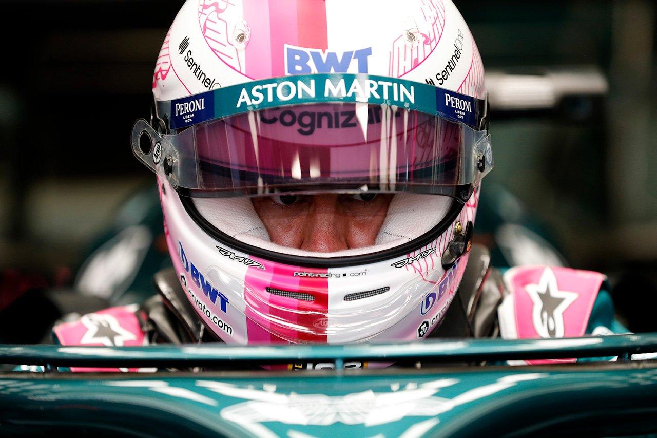 セバスチャン・ベッテル、移籍初戦はほろ苦レース…10秒加算ペナルティ / アストンマーティン F1バーレーンGP決勝