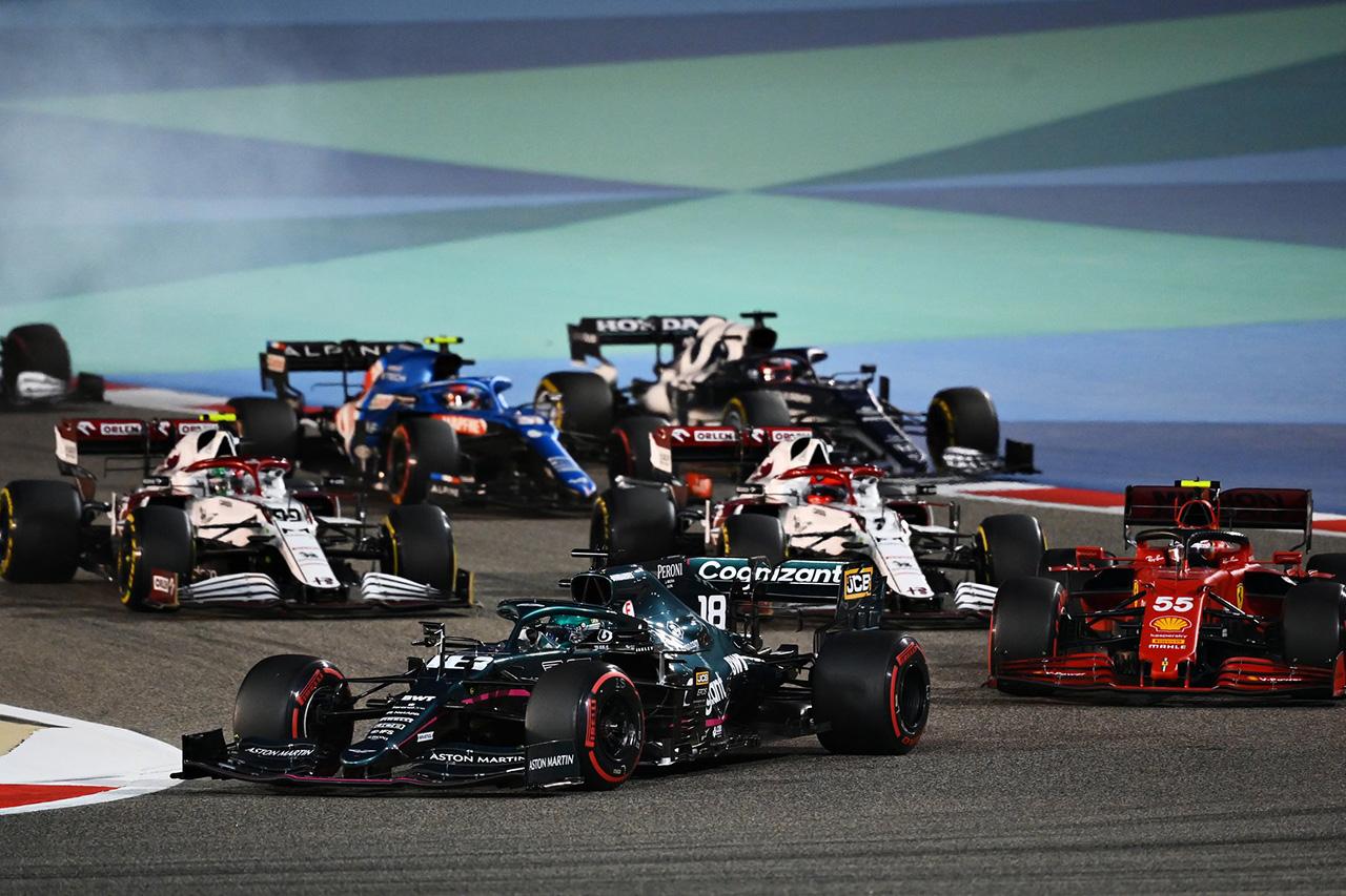2021年 F1バーレーンGP 決勝:ドライバーコメント(11位~DNF)