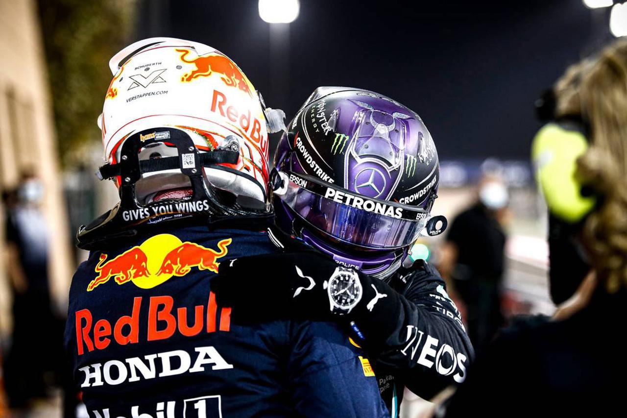 メルセデスF1のルイス・ハミルトン 「2021年にレッドブル・ホンダは多くの勝利を収める」