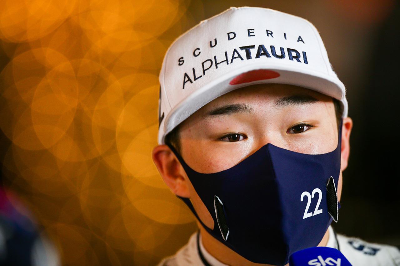 角田裕毅、F1デビュー戦で9位入賞も「もっとインパクトを与えたかった(笑)」