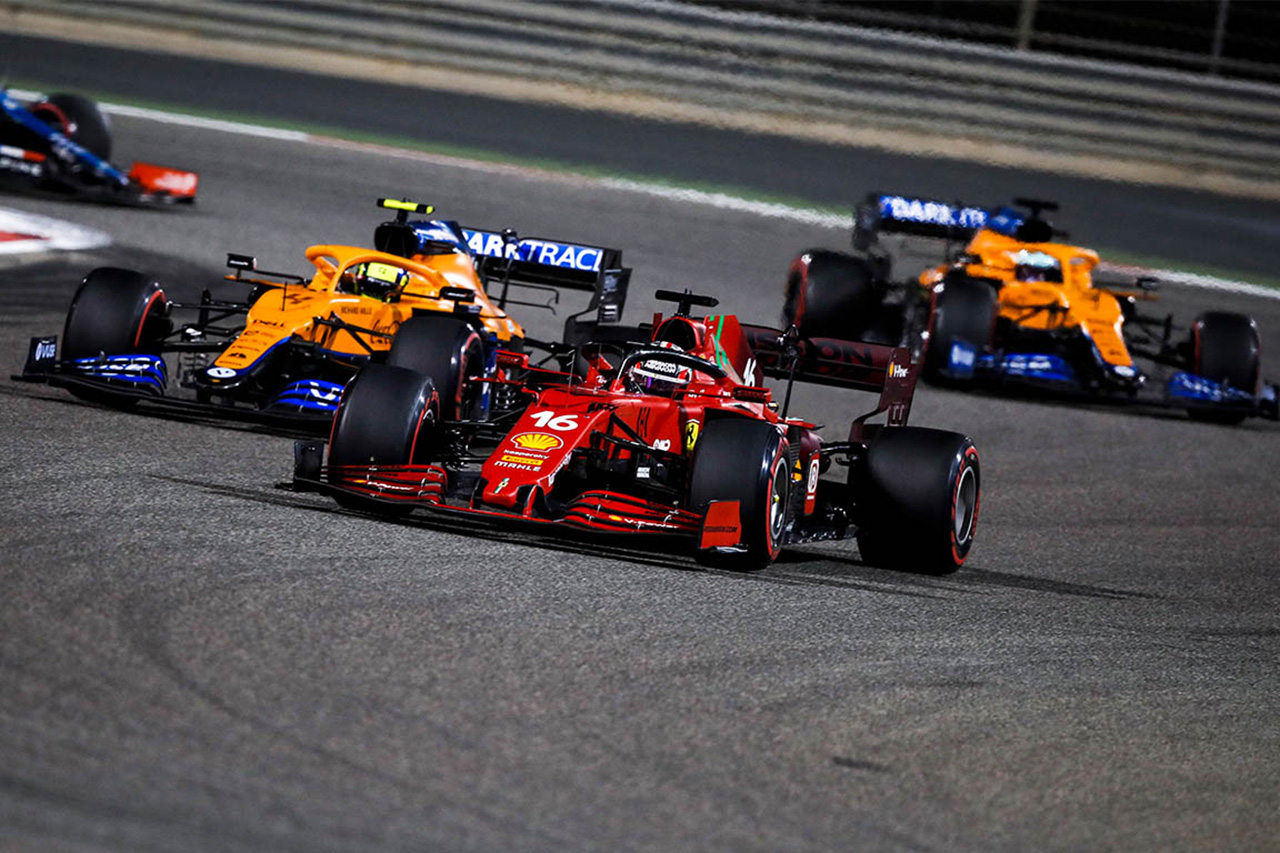 「フェラーリF1はマクラーレンと戦える」と移籍したカルロス・サインツ