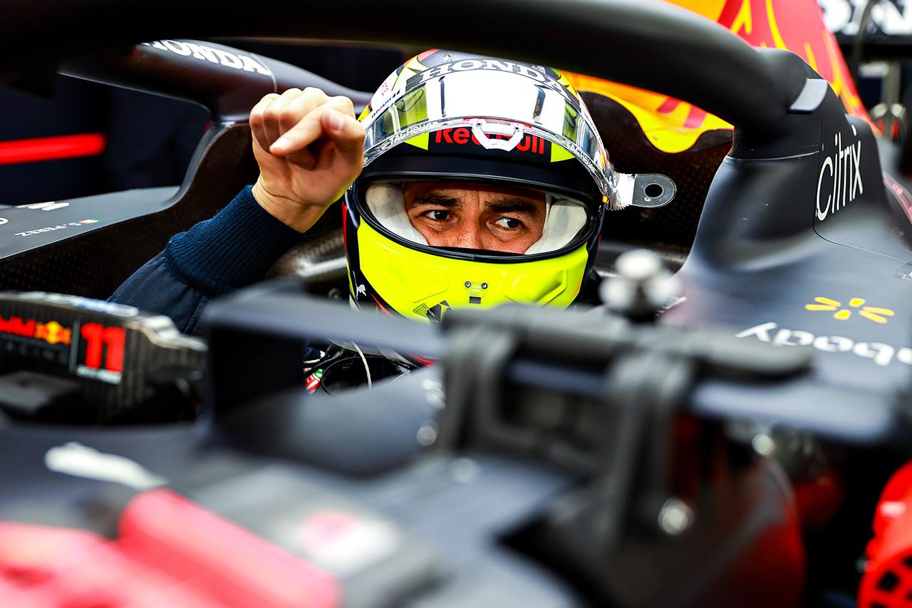 レッドブル・ホンダF1のセルジオ・ペレス 「まだドライビングスタイルを調整する必要がある」