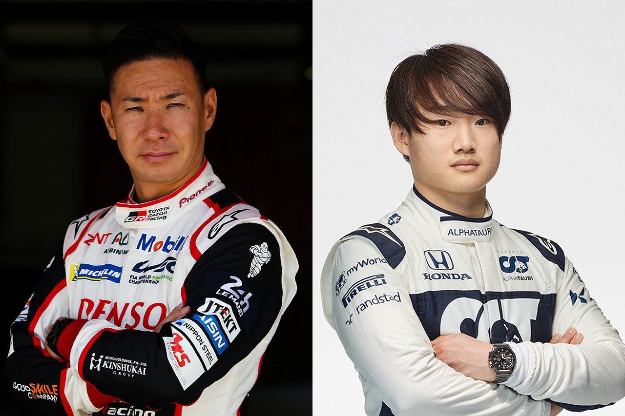 先輩F1ドライバーの小林可夢偉 「角田裕毅の成功には優れたマネージャーが必要」