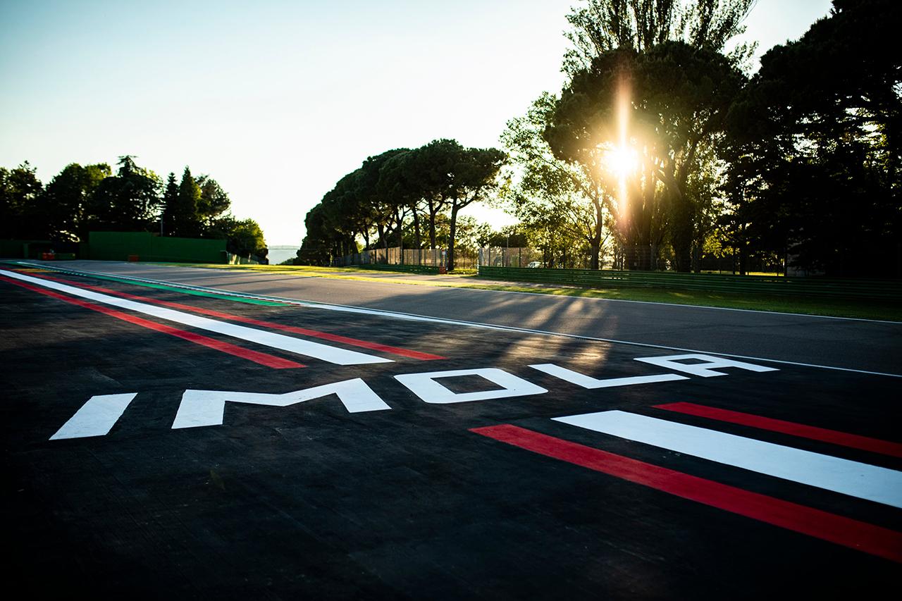 2021年 第2戦 F1エミリア・ロマーニャGPも無観客レースとして開催
