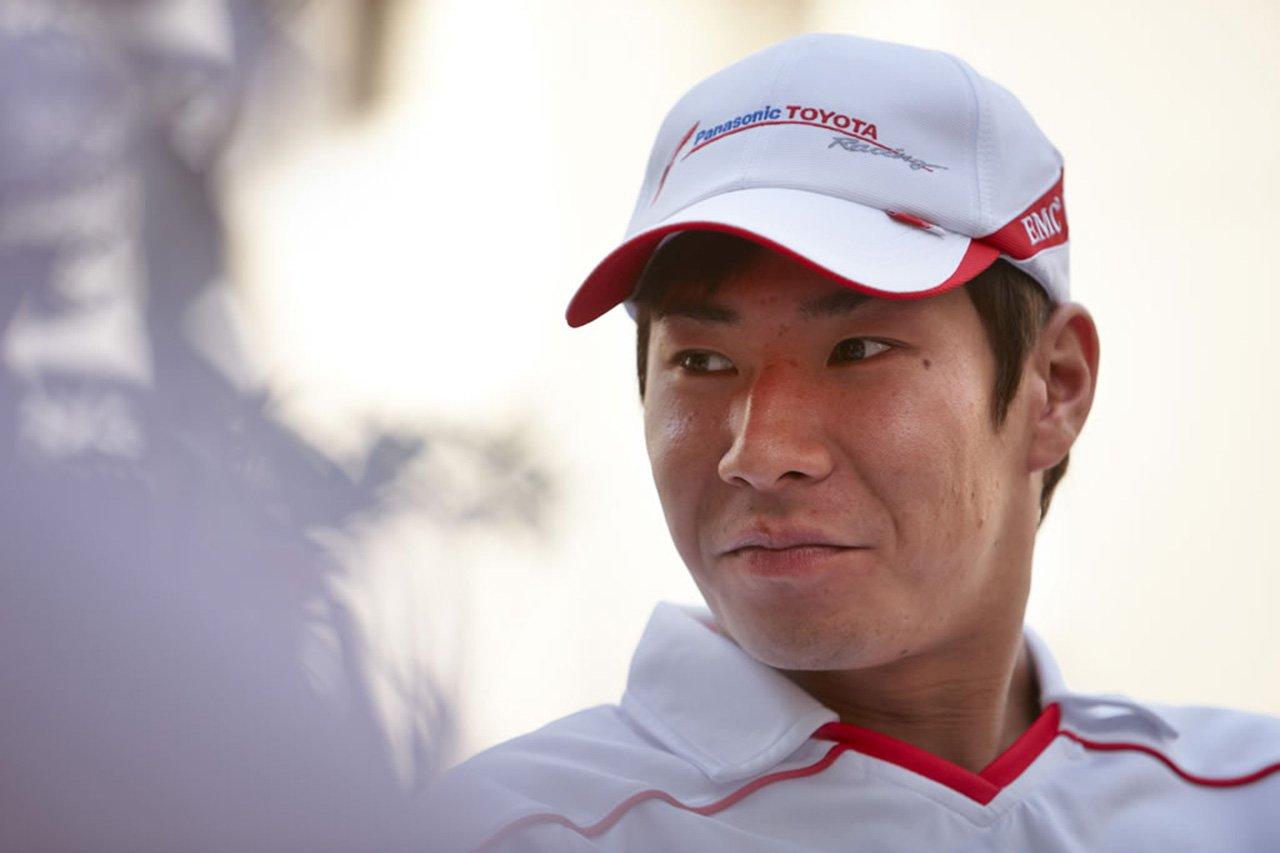 小林可夢偉 「トヨタがF1にもう1年残っていたら勝っていた」
