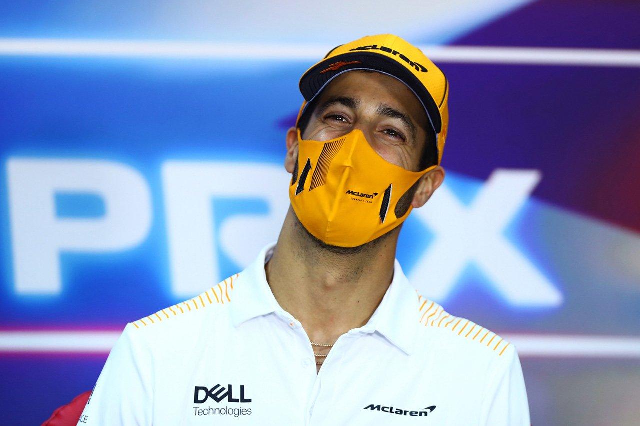 ダニエル・リカルド、マクラーレンF1との賭けは憧れのNASCAR名車のドライブ権