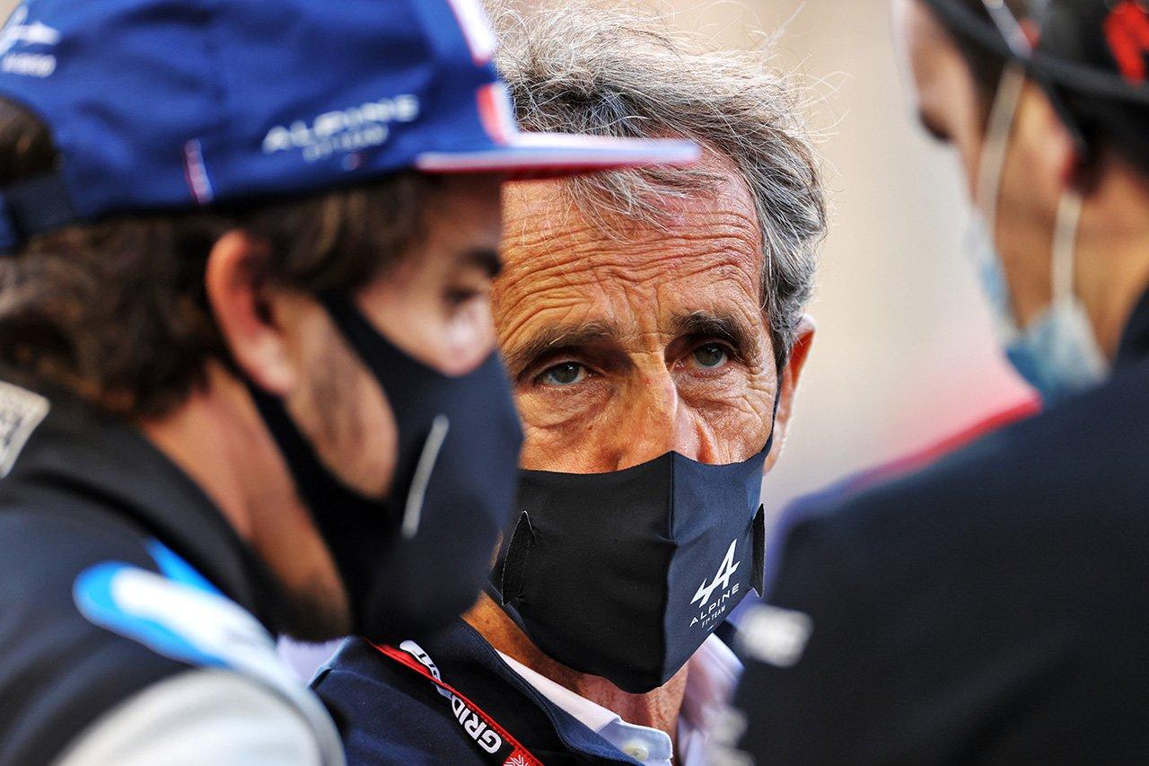 アラン・プロスト 「アロンソは2021年に勝てないことを理解している」 / アルピーヌF1