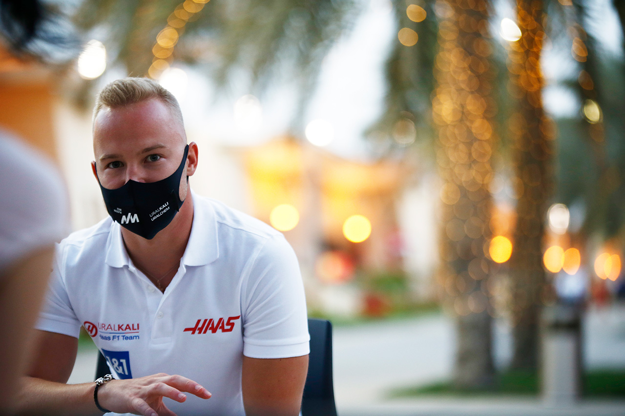 マクラーレンF1のランド・ノリス、ニキータ・マゼピンを擁護 「ミックもスピンしてたよね?」