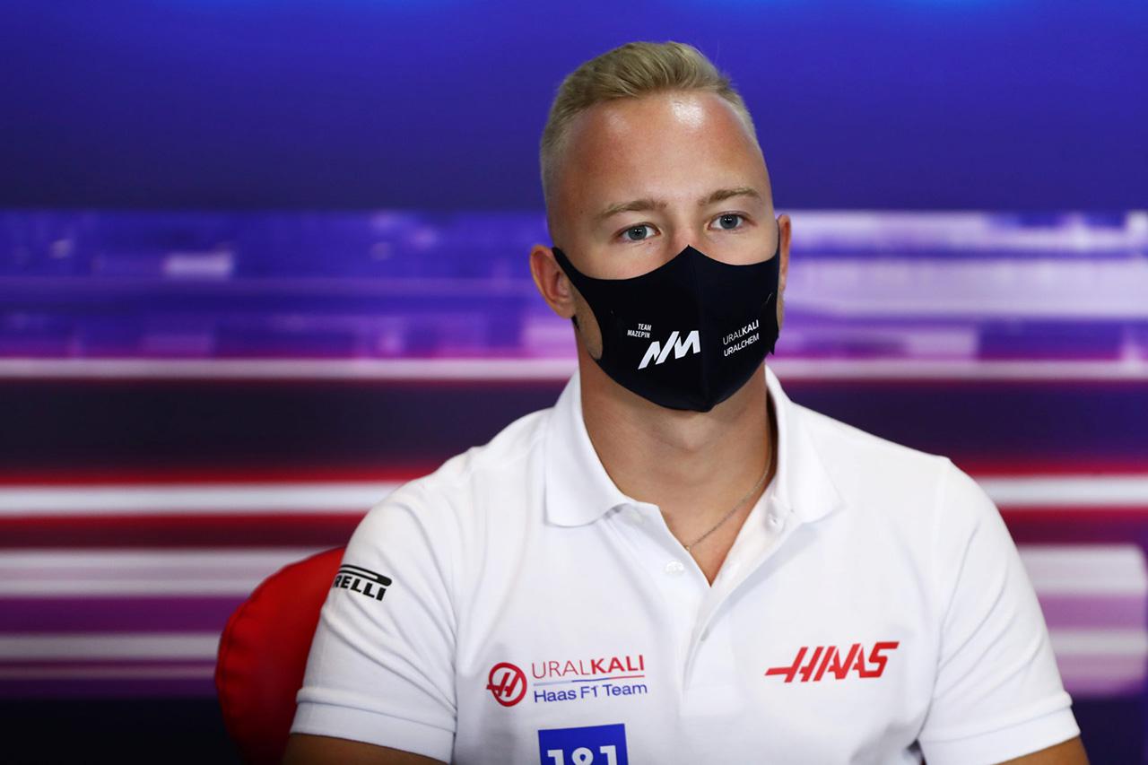 ハースF1のニキータ・マゼピン 「僕のレースは見ていて退屈ではないはず」