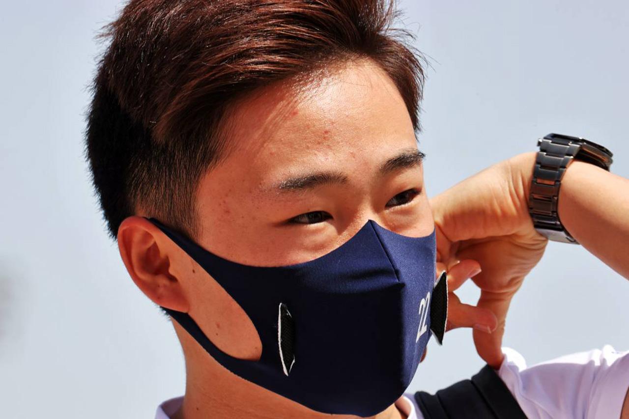 レッドブルF1幹部 「角田裕毅はF1チャンピオンへの期待にも動じていない」