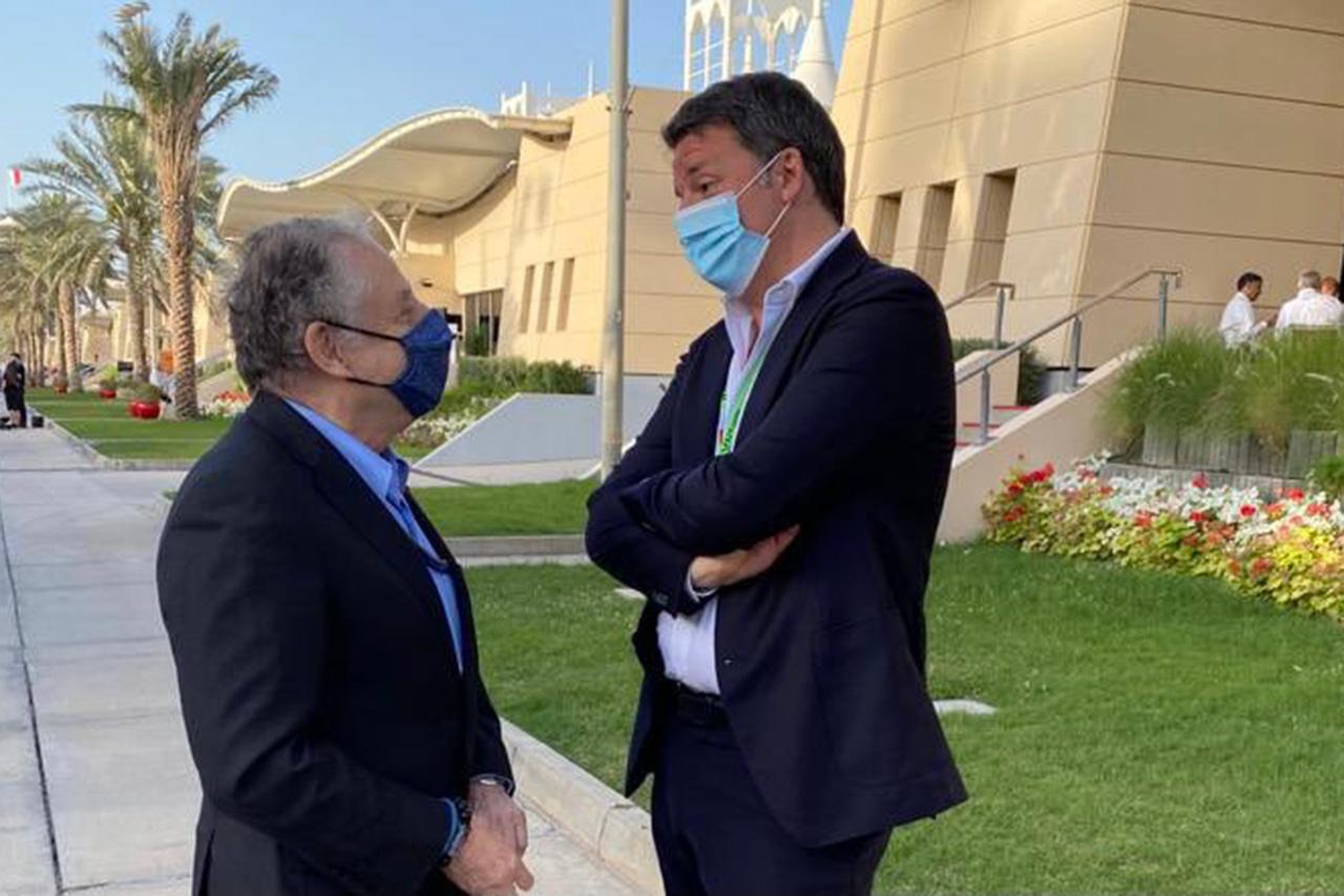 元イタリア首相、サウジアラビアの新F1チーム計画に関与との噂