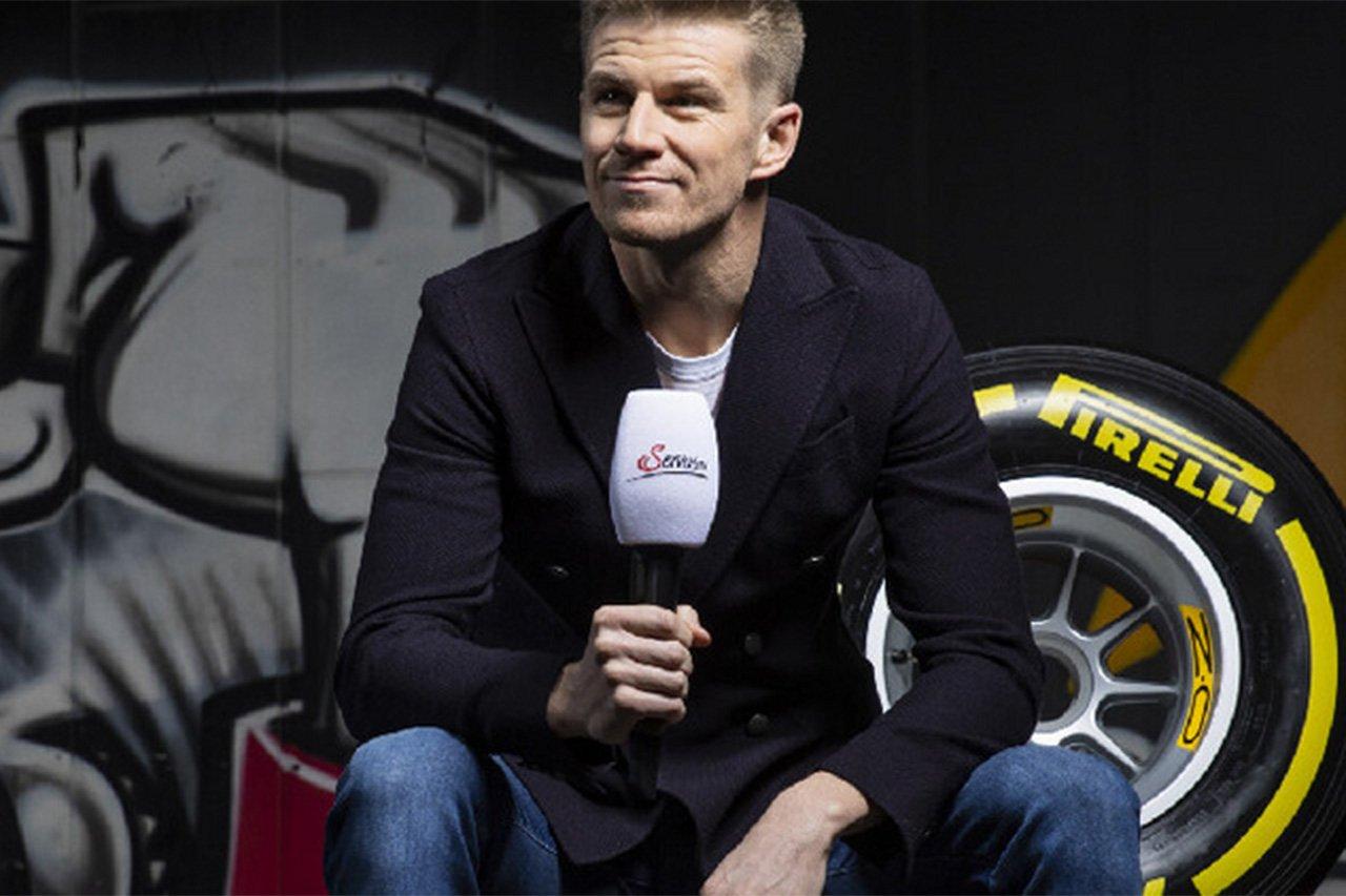 F1:ニコ・ヒュルケンベルグ、メルセデス/アストンのリザーブの仕事を開始