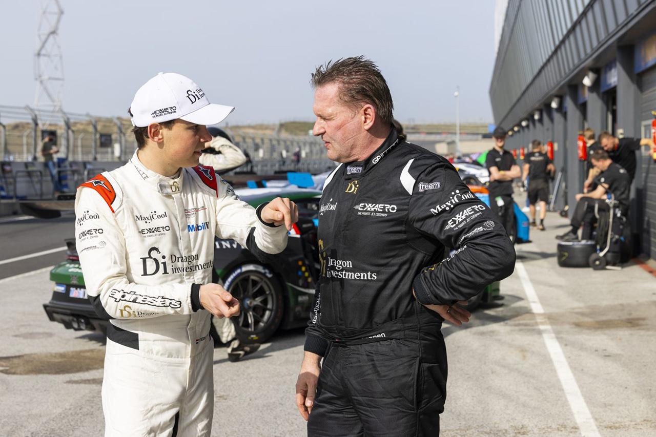 ヨス・フェルスタッペン、次世代F1ドライバーの育成プロジェクトに着手