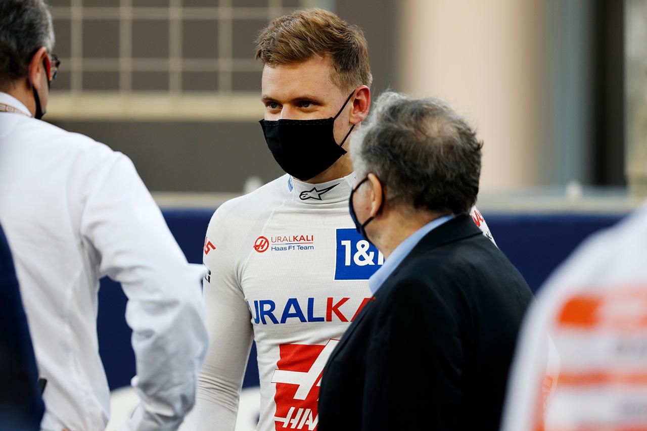 マックス・フェルスタッペン 「ミックにとってハースはF1デビューに最適な環境」