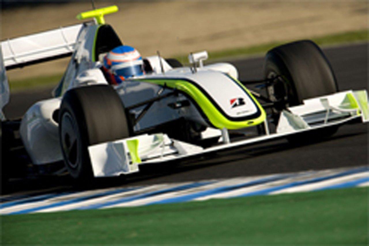 F1列伝:ブラウンGP 「我々が2秒速いなんて…計算を間違えたに違いない」