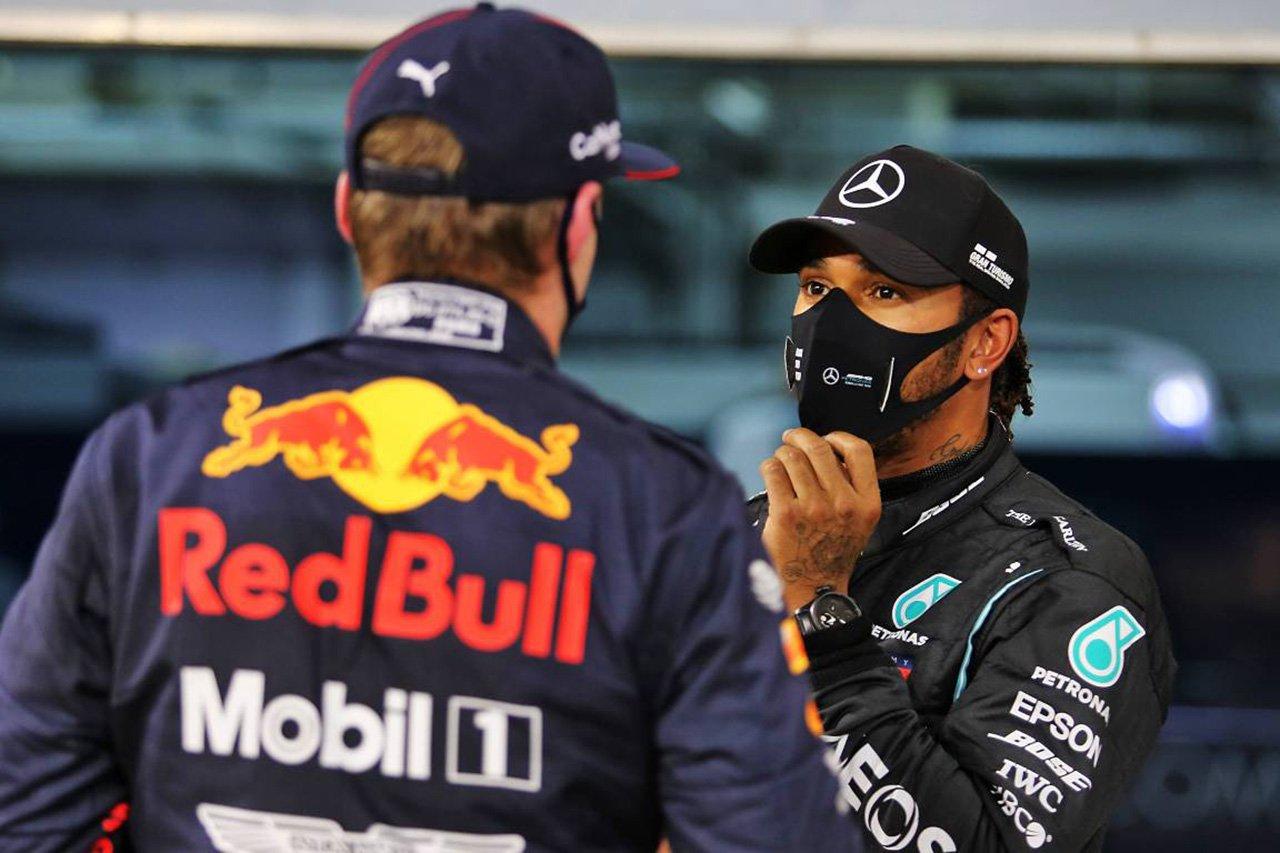 レッドブル・ホンダF1のマックス・フェルスタッペン 「ハミルトンは間違いなくF1史上最高のドライバー」