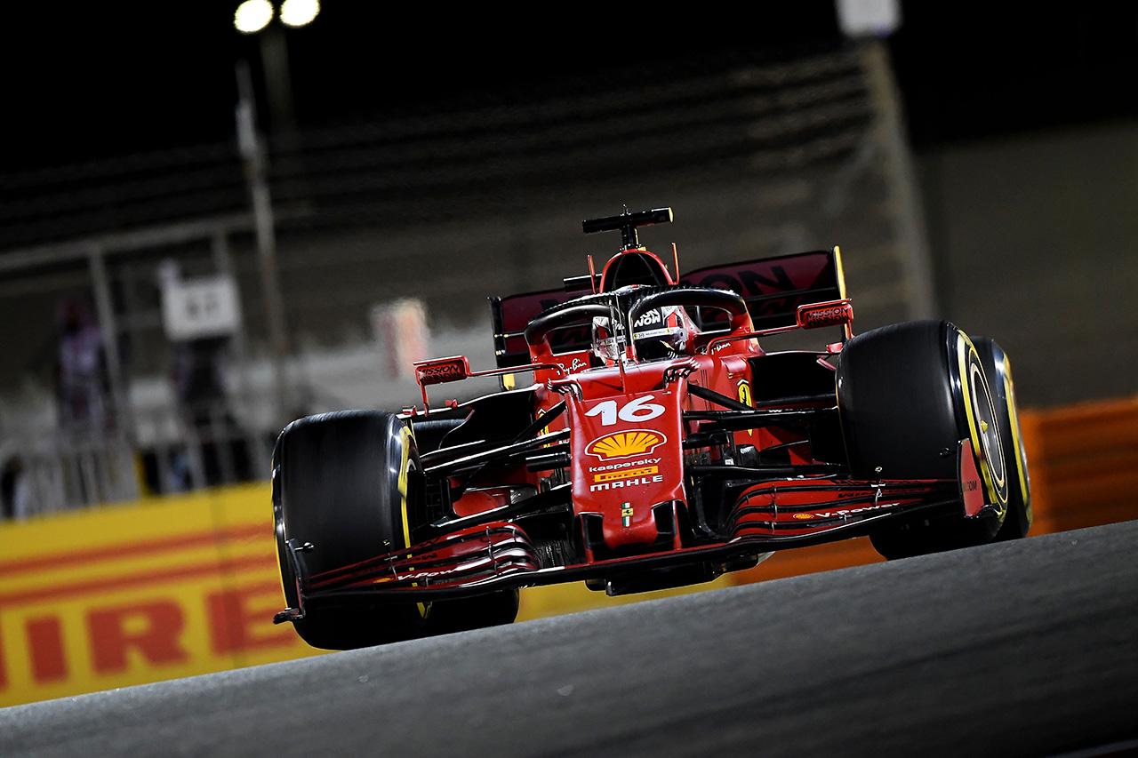 フェラーリF1のシャルル・ルクレール 「2021年F1マシンはコーナーのエントリーが難しい」