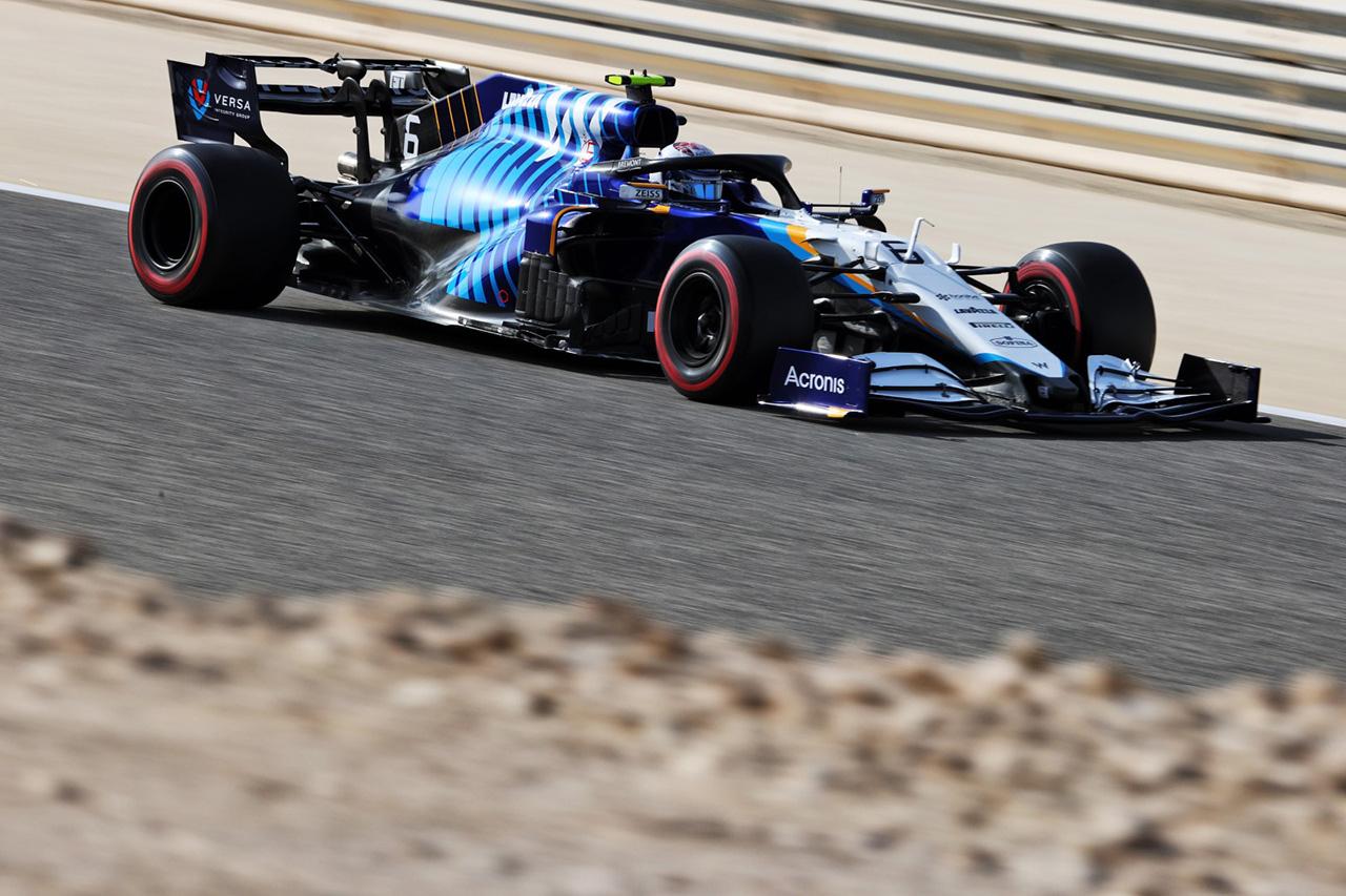 ウィリアムズF1、今季は捨てシーズン「2022年マシンを妥協したくない」