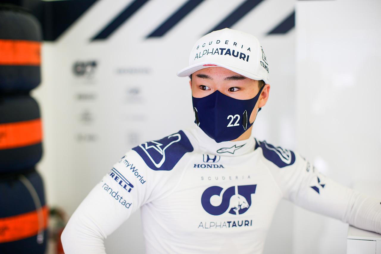 レッドブルF1幹部 「角田裕毅は近いうちに表彰台に上がると確信」