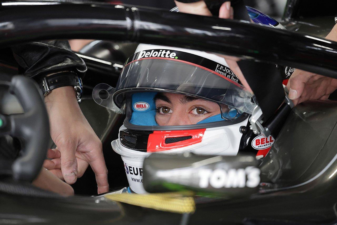 ジュリアーノ・アレジ、第2戦鈴鹿でスーパーフォーミュラでデビュー
