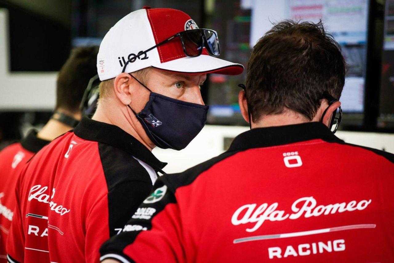 キミ・ライコネン 「F1での将来とアルファロメオの競争力は関係ない」