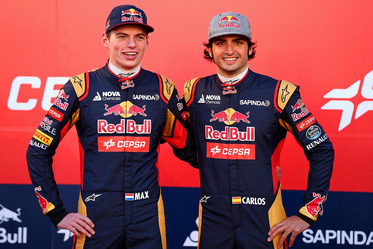 フェラーリF1のカルロス・サインツ 「フェルスタッペンとチームを組んだことが自信になった」