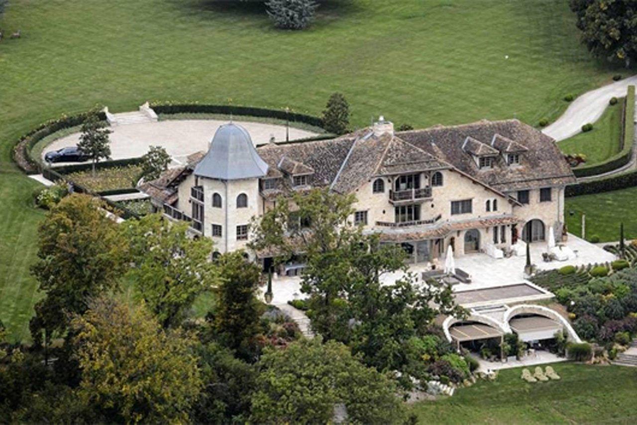 F1:ミハエル・シューマッハのスイスの不動産が77億円で売却との報道