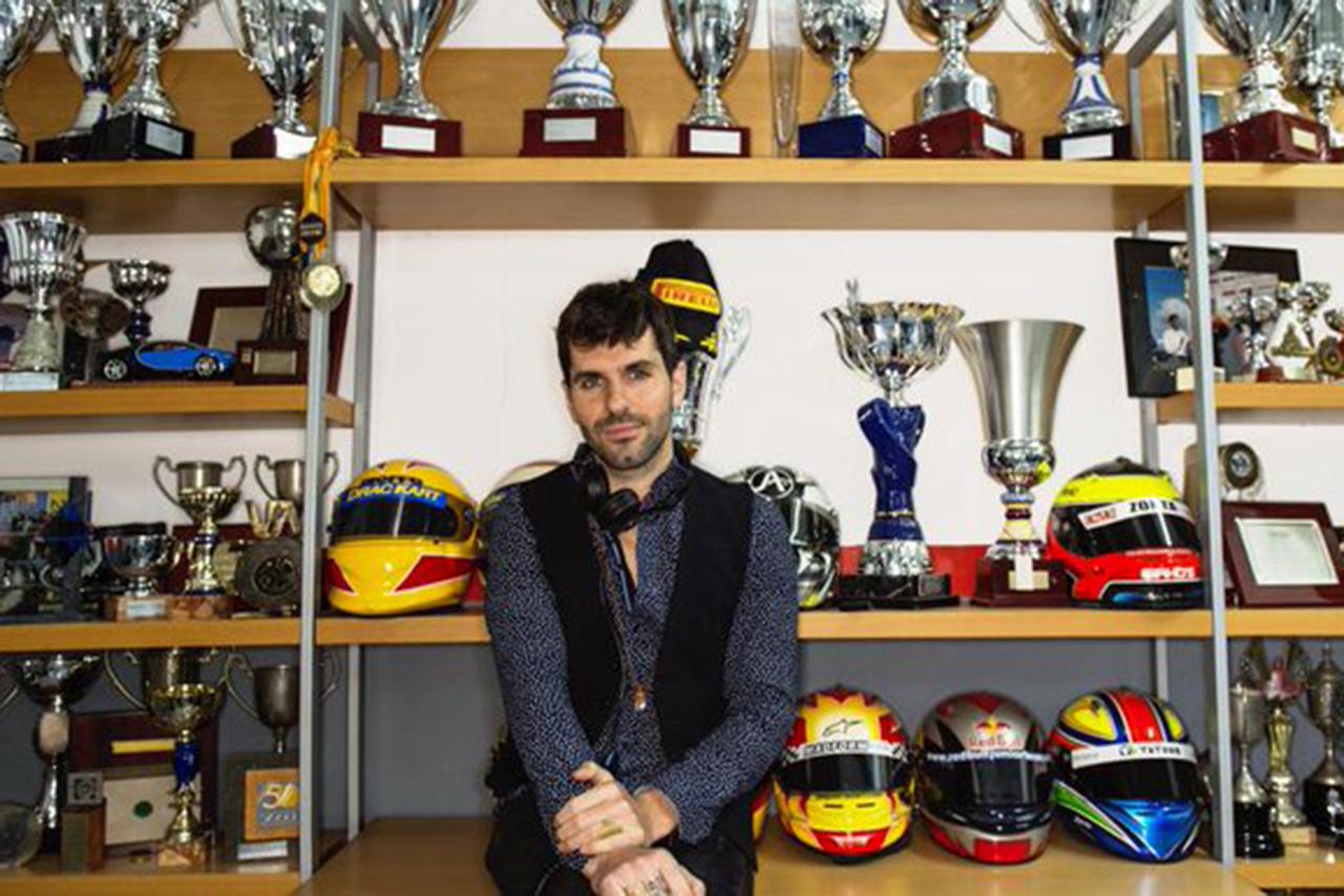 元トロロッソF1のハイメ・アルグエルスアリ、世界KZカート選手権でモータースポーツに復帰