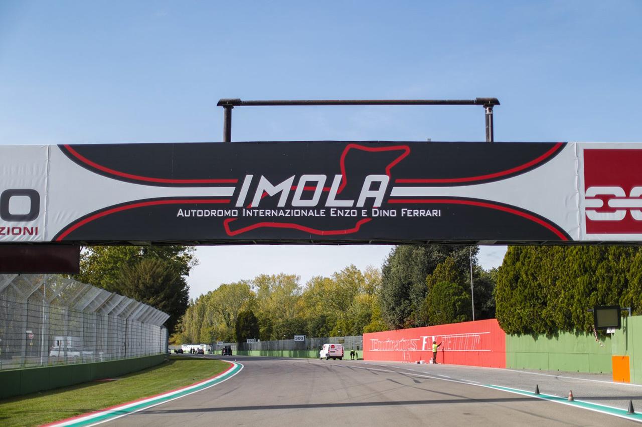 2021年 F1エミリア・ロマーニャGP テレビ放送時間&タイムスケジュール