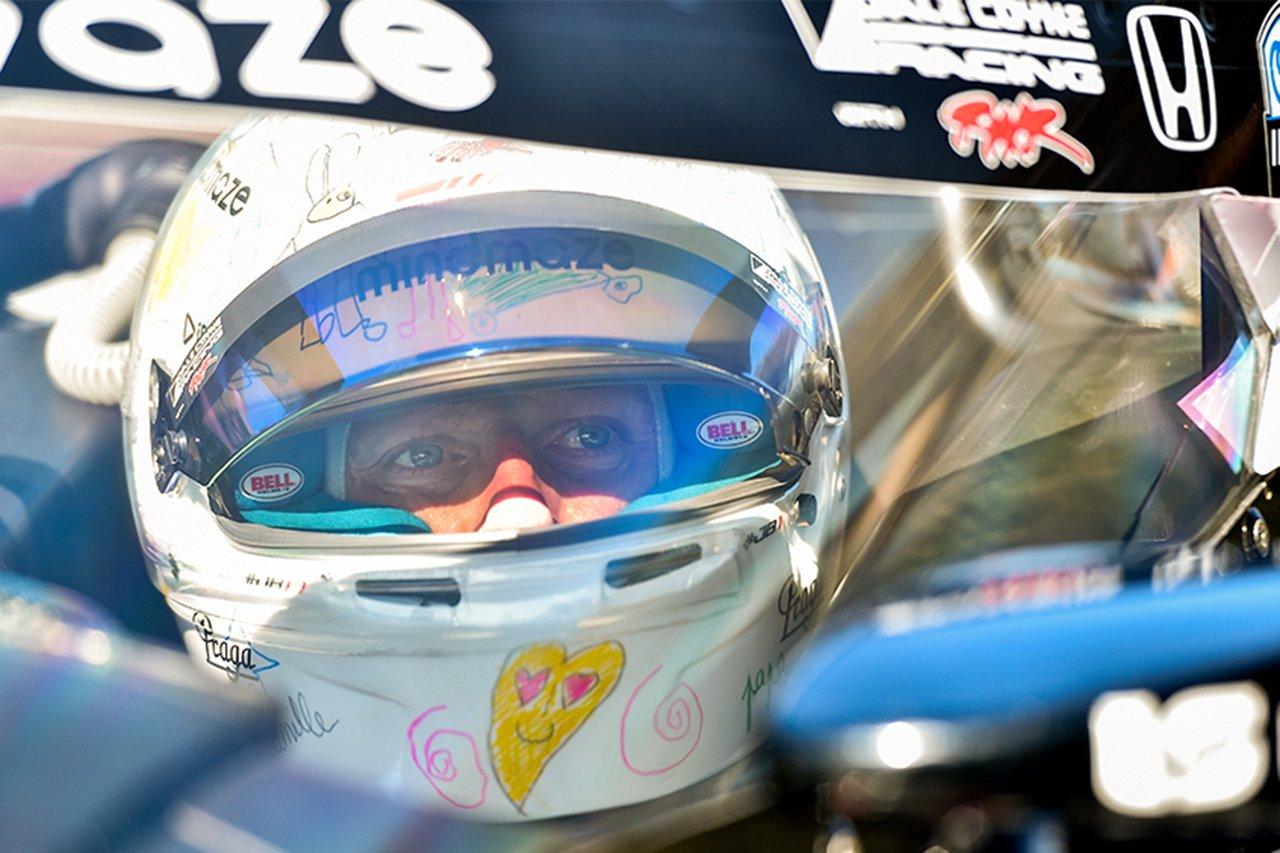 ロマン・グロージャン 「インディカーはF1とは違って対等なマシンで戦える」