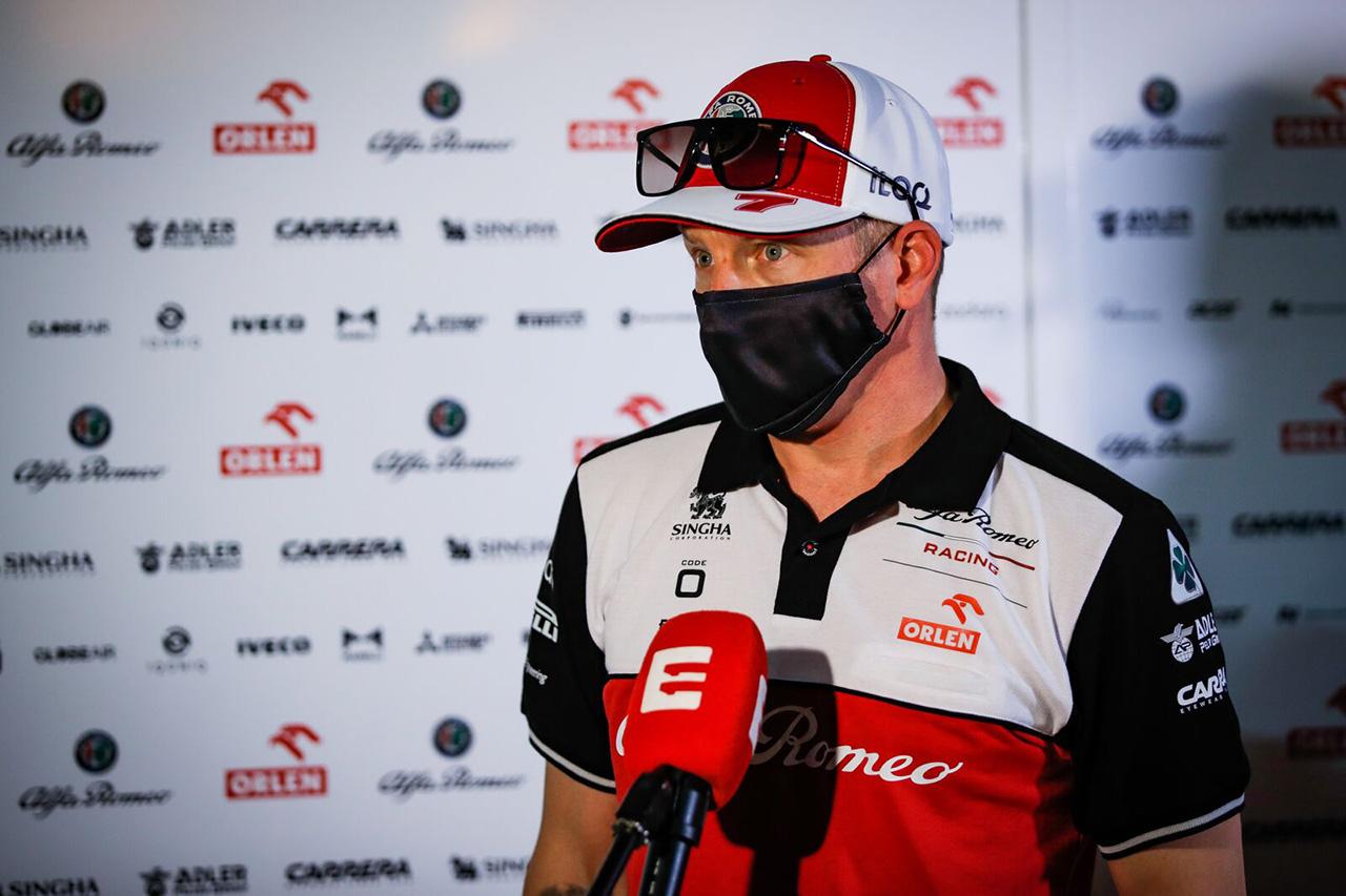 キミ・ライコネン 「トップチーム以降とポイント圏外までの差は小さい」 / アルファロメオF1 2021年 F1エミリア・ロマーニャGP プレビュー