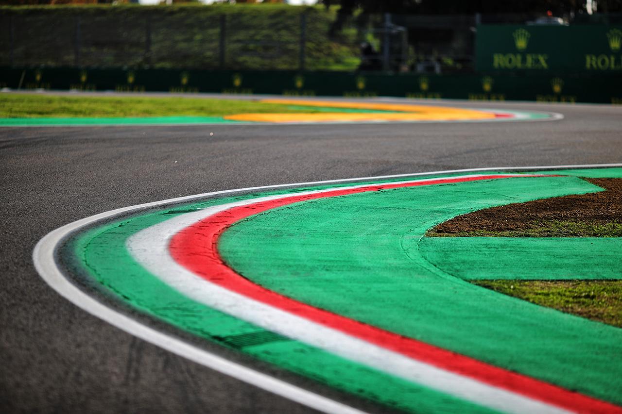 F1エミリア・ロマーニャGP:3日間のトラックリミット規則を統一