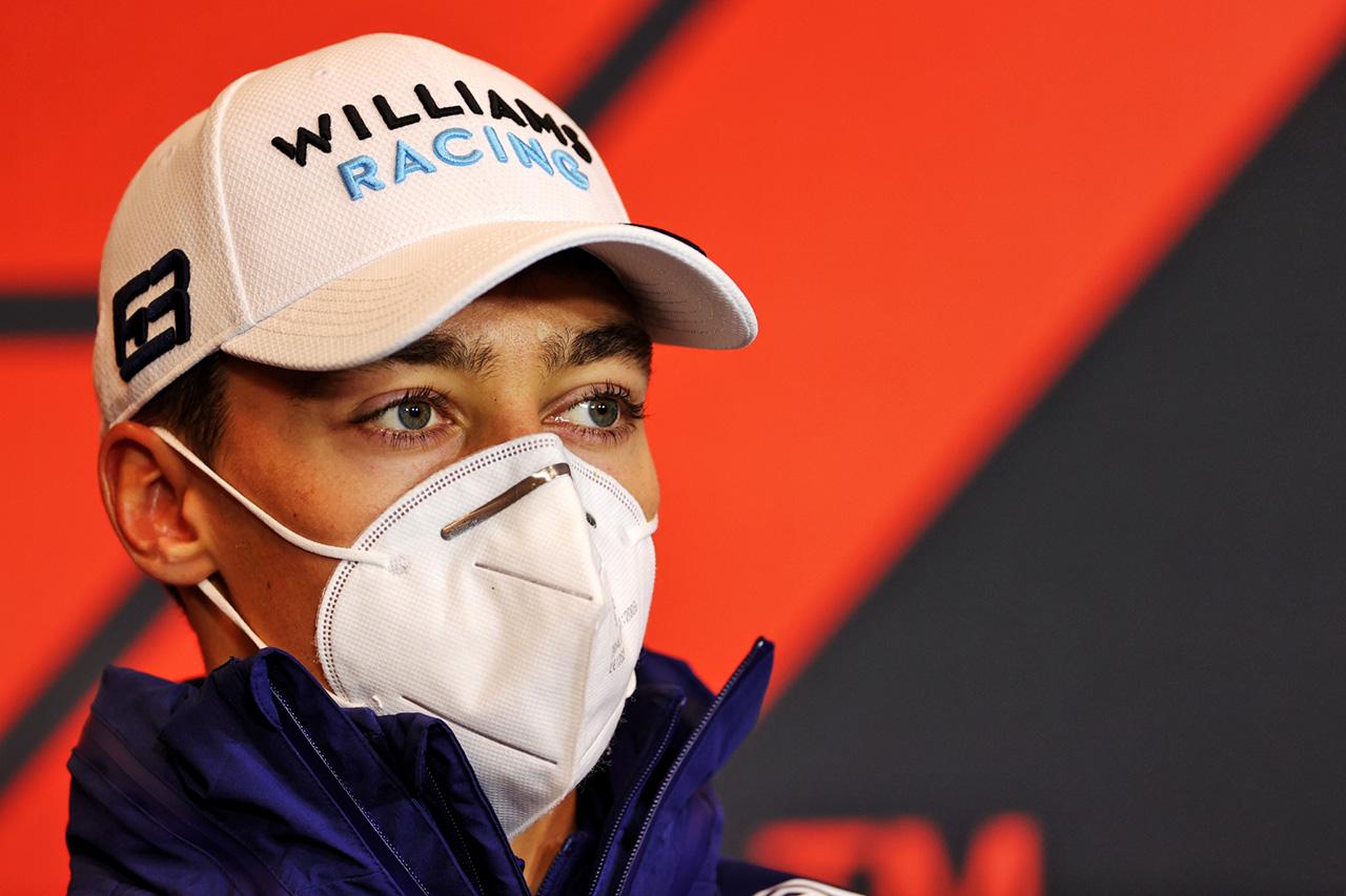 ウィリアムズF1のジョージ・ラッセル 「メルセデスを出ることは頭とよぎったことすらない」