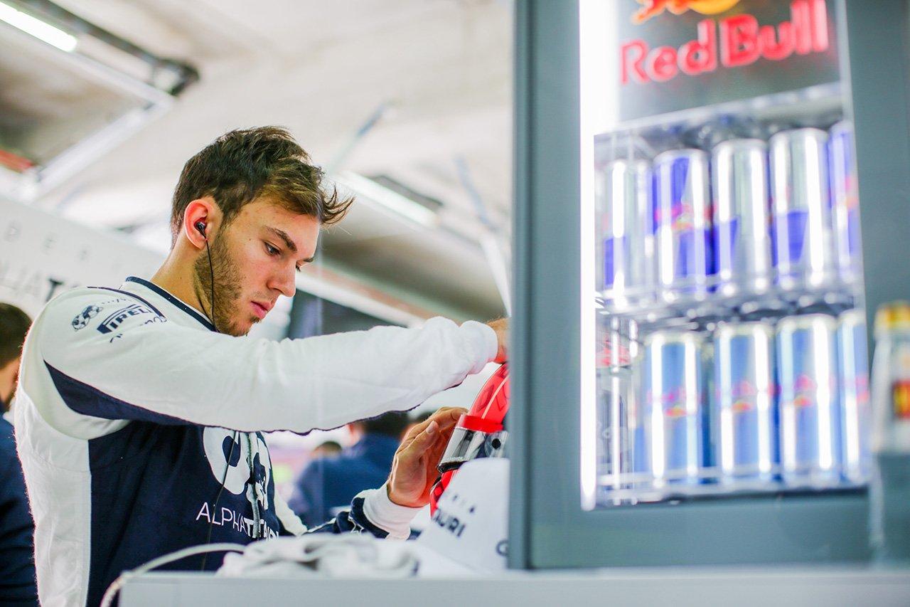ピエール・ガスリー 「チームリーダーの責任を果たすことに興奮している」 / アルファタウリ・ホンダ F1エミリア・ロマーニャGP 記者会見