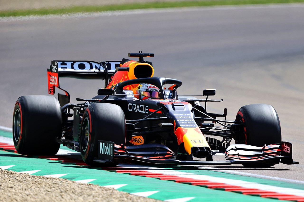 【速報】 F1エミリア・ロマーニャGP 予選 結果:セルジオ・ペレスが2番手