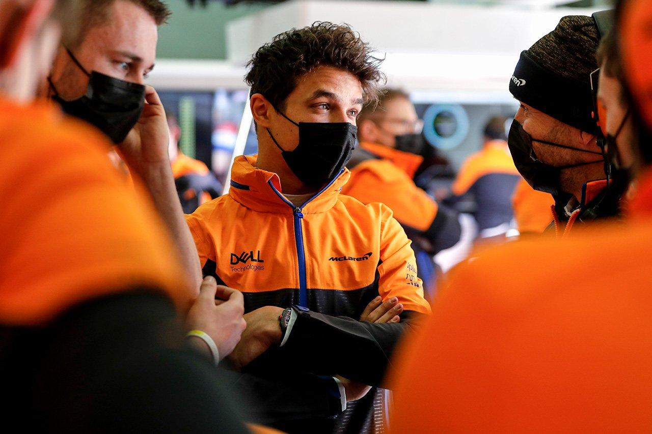 ランド・ノリス、幻のフロントロー「かなりガッカリしている」 / マクラーレン F1エミリア・ロマーニャGP 予選