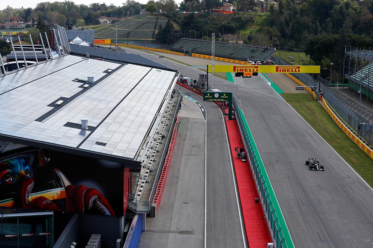2021年 F1エミリア・ロマーニャGP 決勝:持ちタイヤ数&タイヤ戦略予想